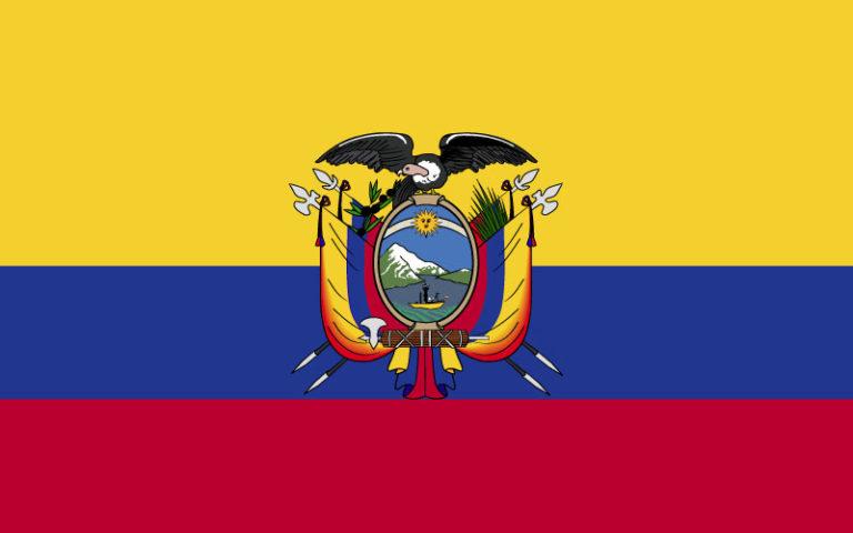 easyFly Ecuador Flag